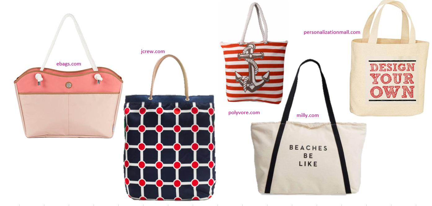 The Best of Summer Beach Bags | Handbags | Shop Like Her