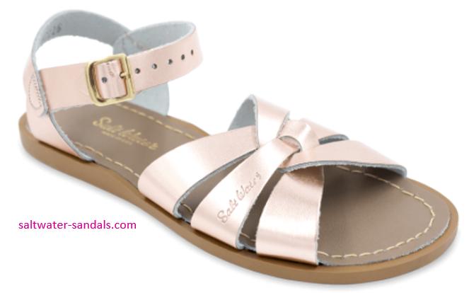 hoy saltwater original sandal