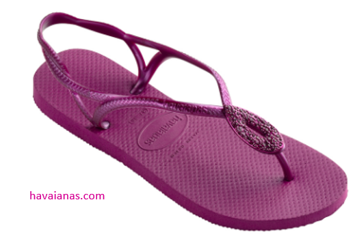 havaianas luna sandal