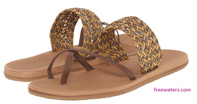 freewaters carolina sandal